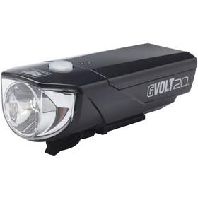 CatEye GVOLT20RC HL-EL350GRC Éclairage avant avec StVZO, black